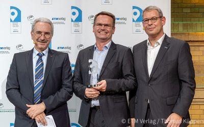 Deutscher Telematk Preis 2020 – dreimal gewonnen!