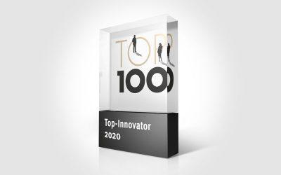 COUPLINK erneut als TOP 100 Innovator ausgezeichnet